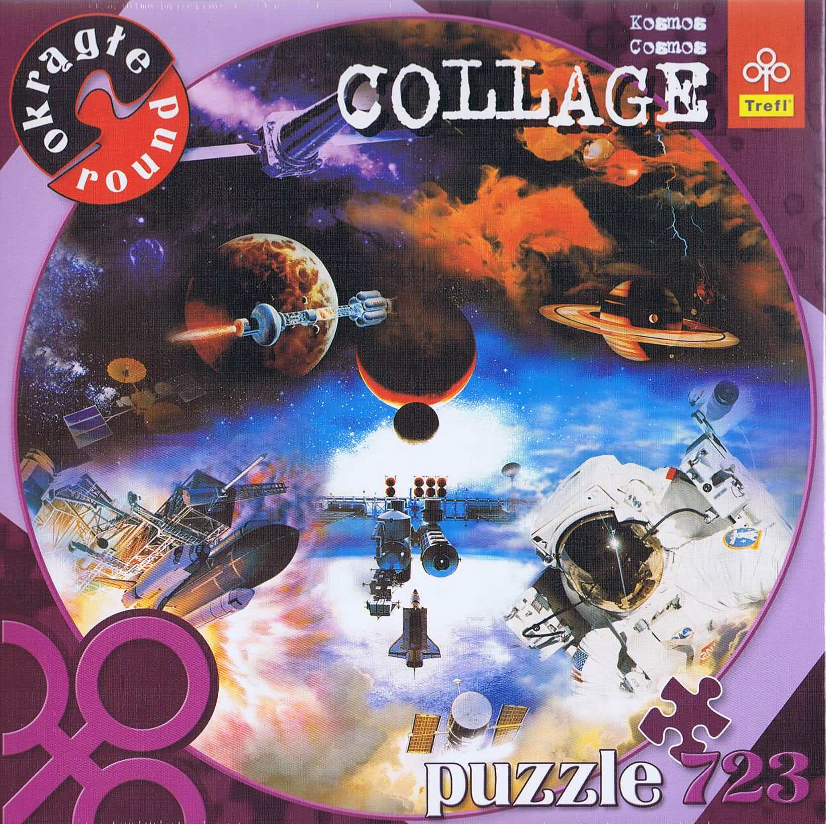 Image of   Cosmos, 723 brikker