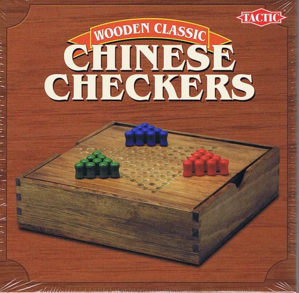 Kina skak, Wooden Classic