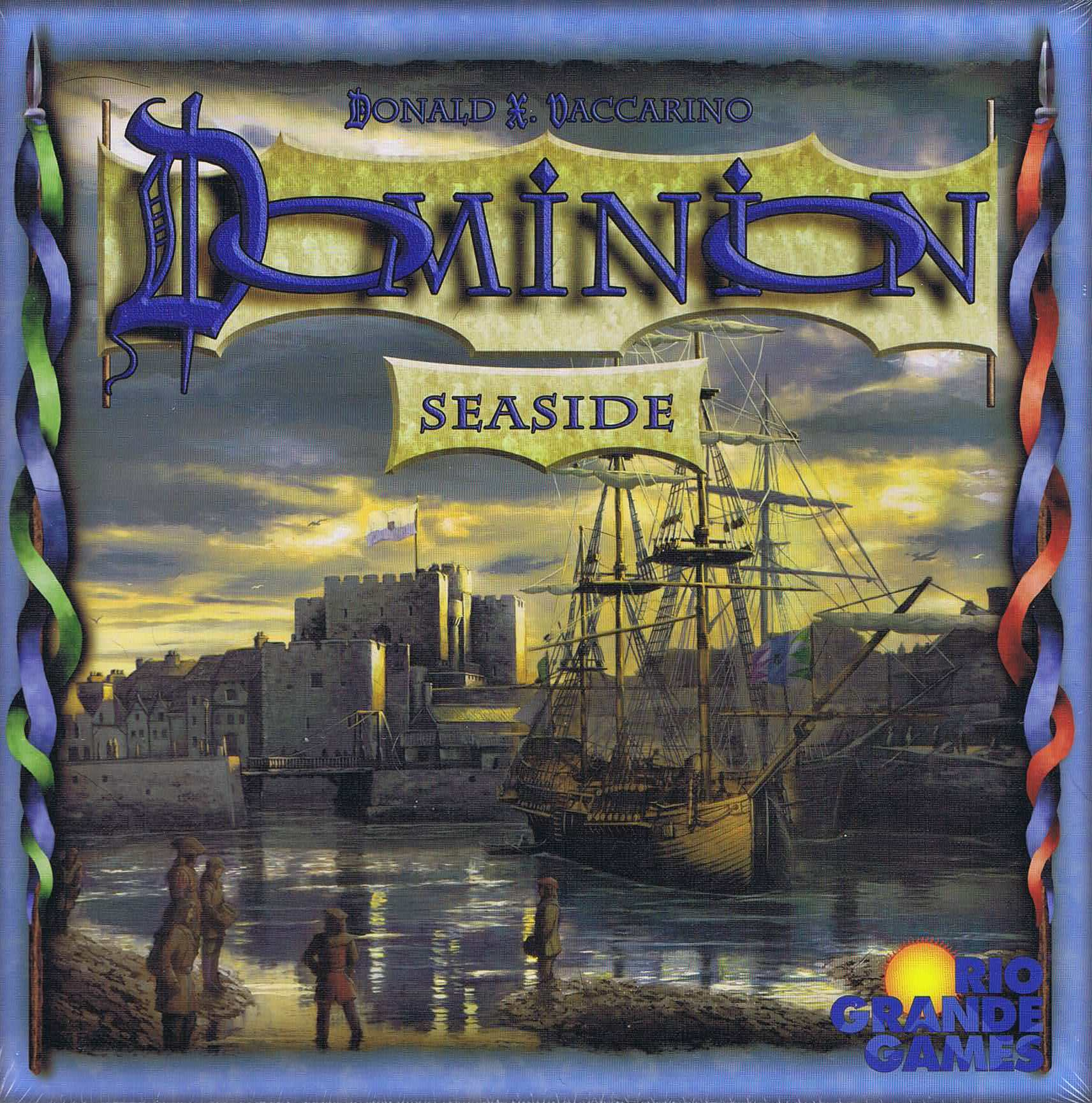Image of   Dominion: Seaside