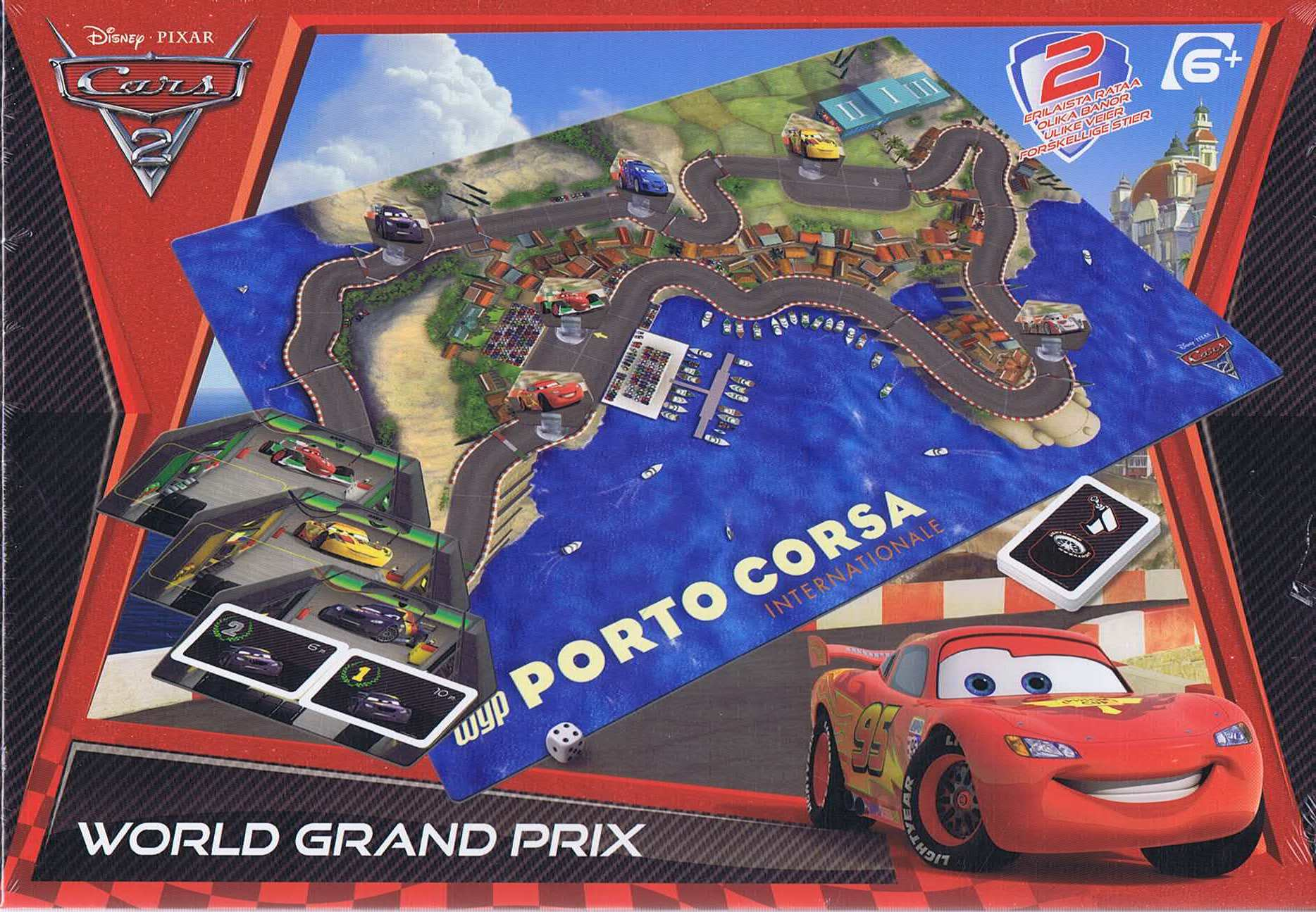 World Grand Prix, Cars2