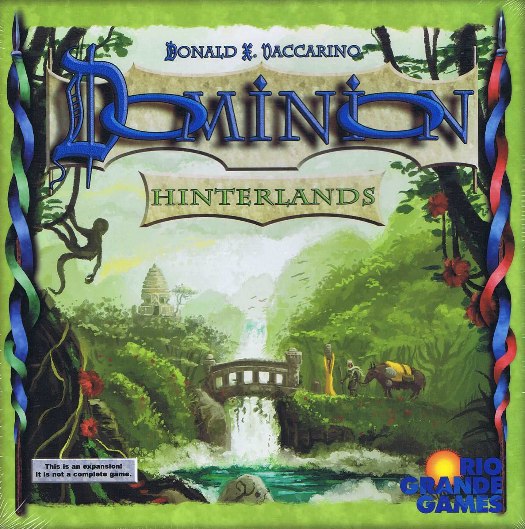 Image of   Dominion: Hinterlands