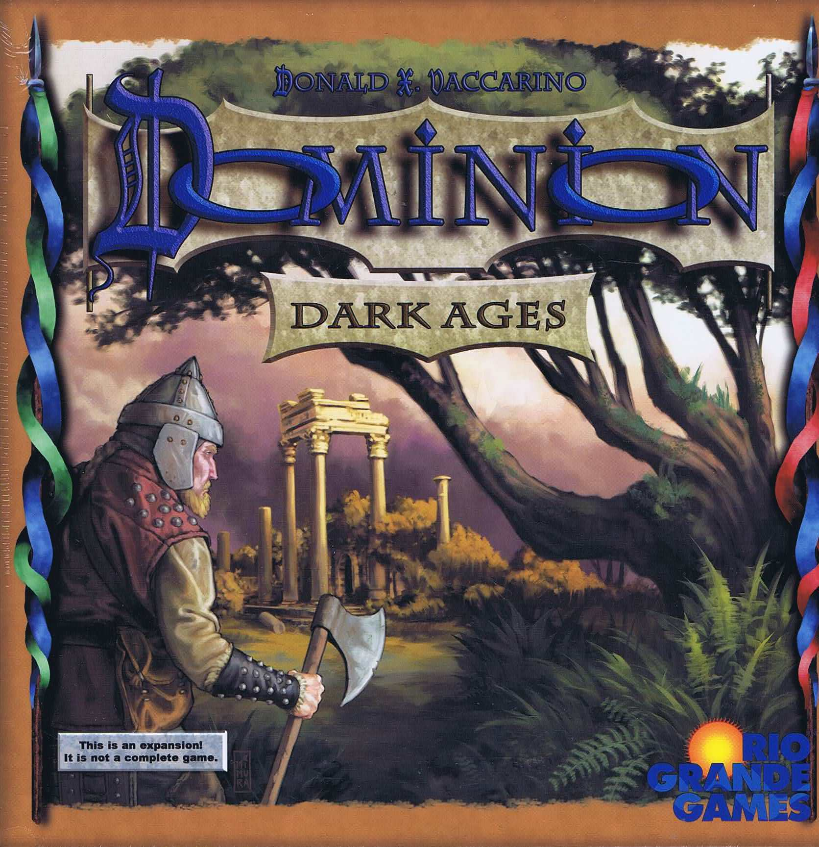 Image of   Dominion: Dark Ages