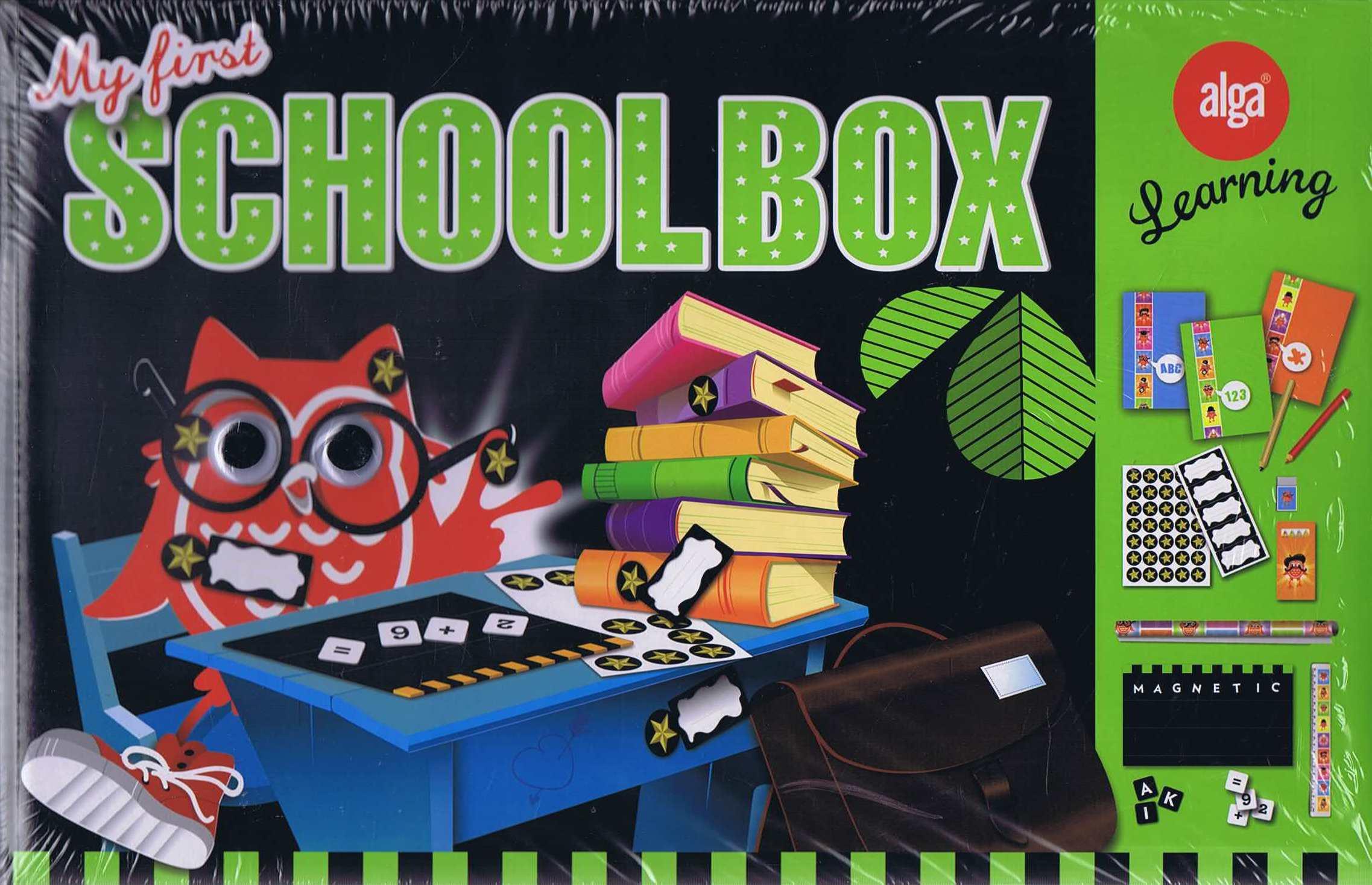 My first School Box