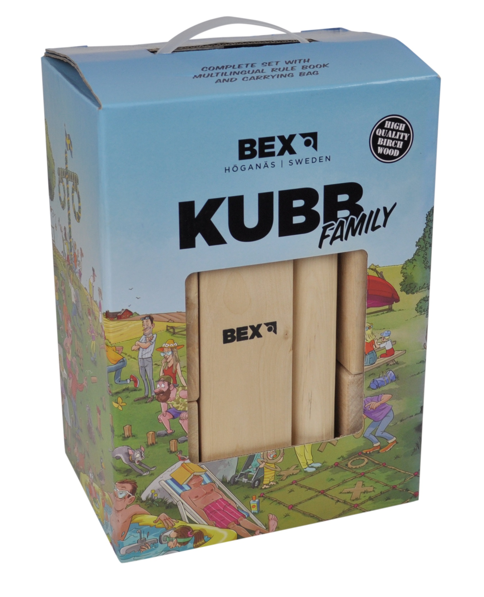 Image of   Kubb Family