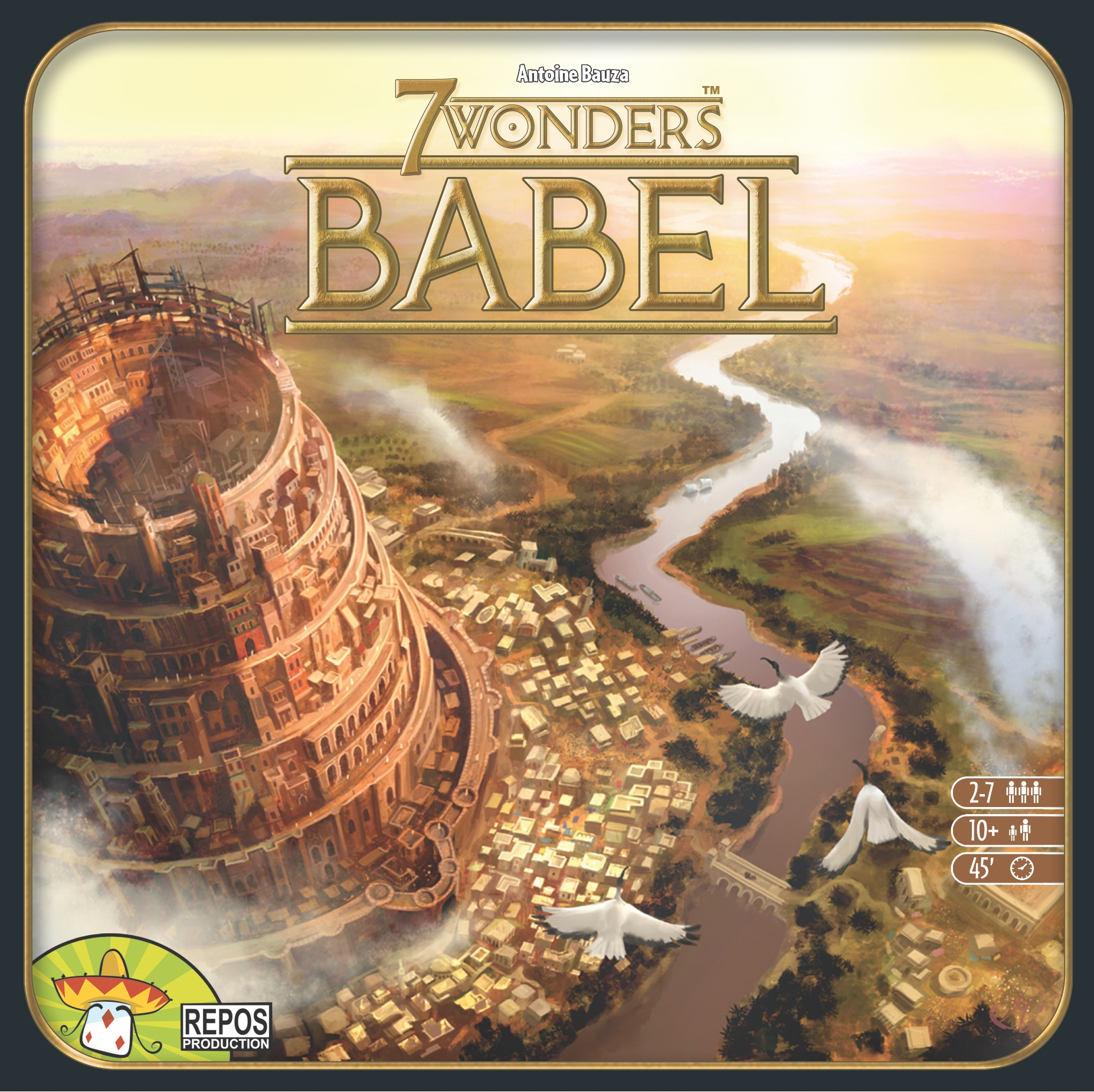 Image of   7 Wonders - Babel