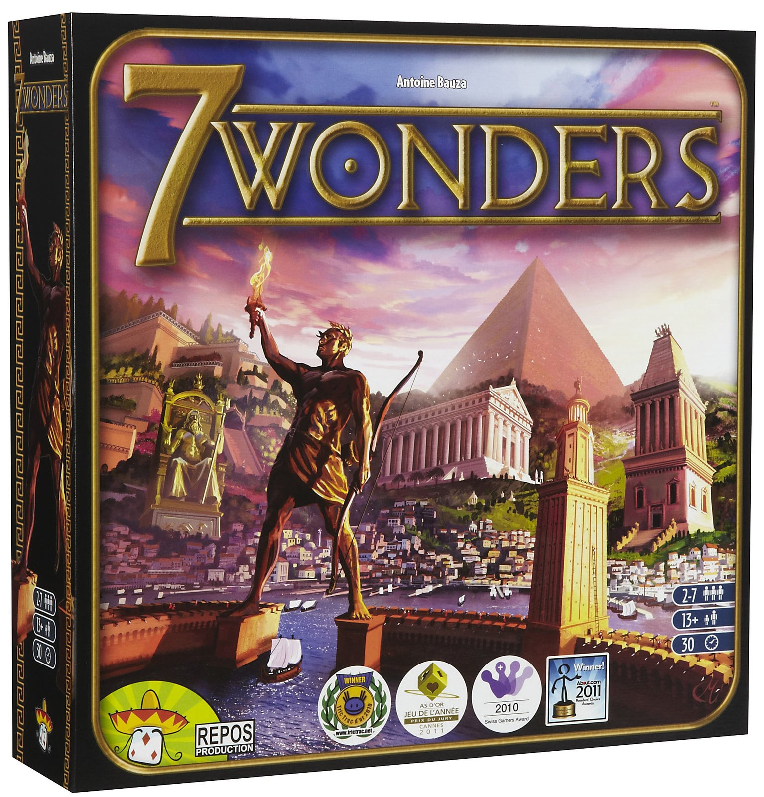 Image of   7 wonders