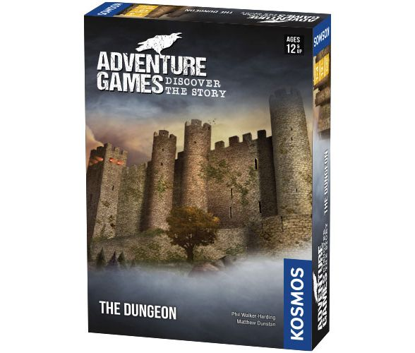 Image of   Adventure Games: The Dungeon
