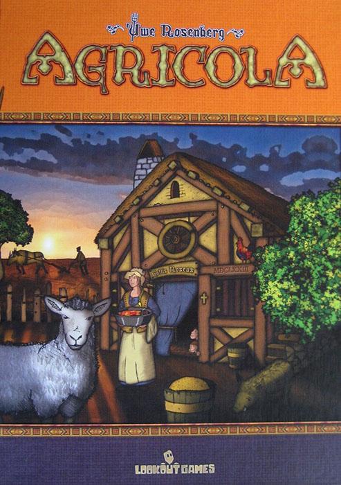 Image of   Agricola - engelsk