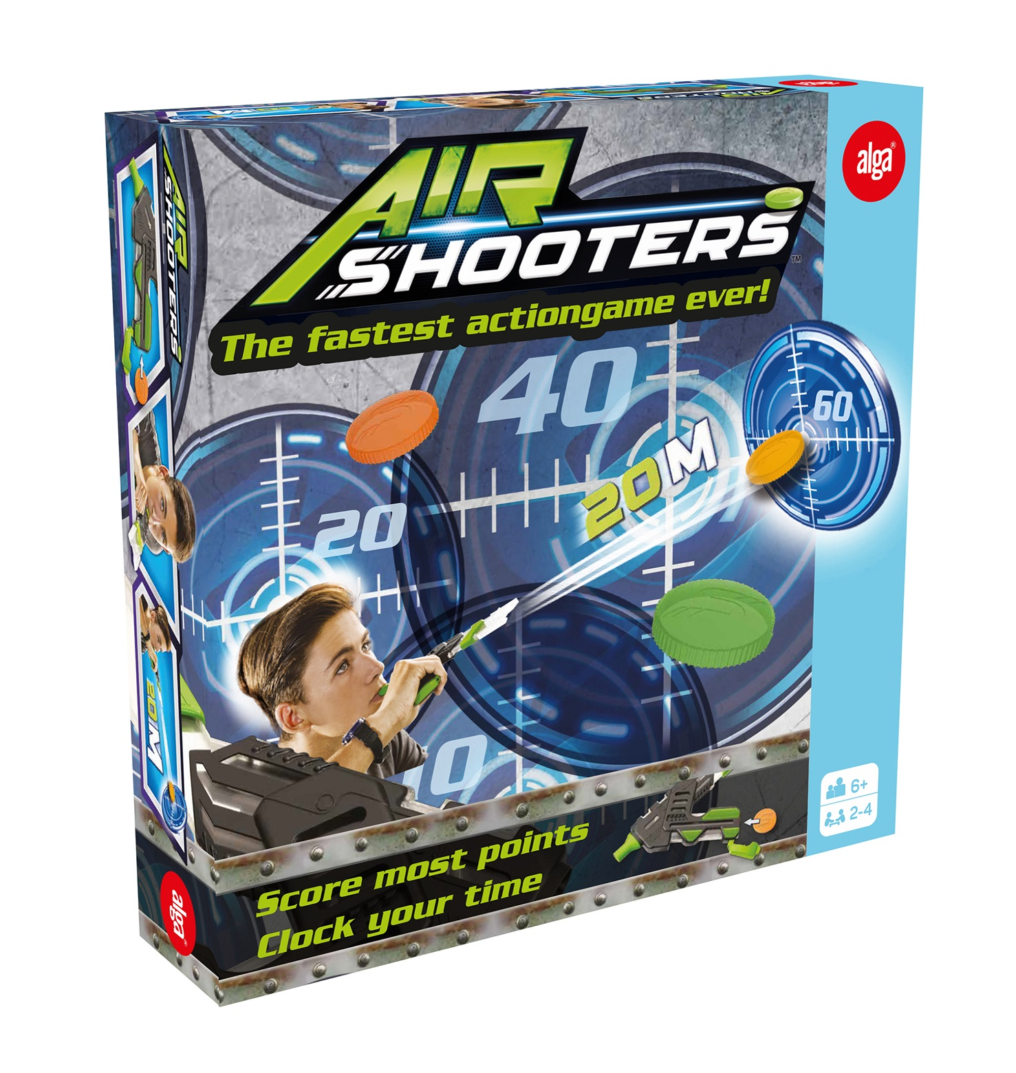 Image of   Airshooters