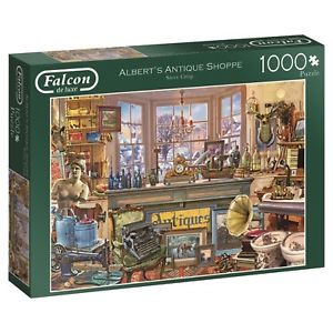 Image of   Alberts Antique Butik - 1000 brikker