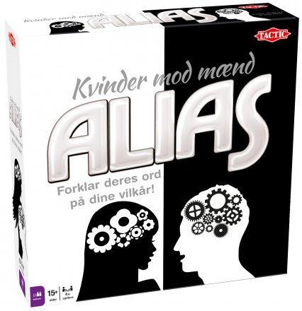 Image of   Alias Kvinder mod mænd