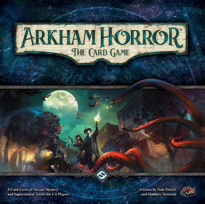 Image of   Arkham Horror - The Card Game