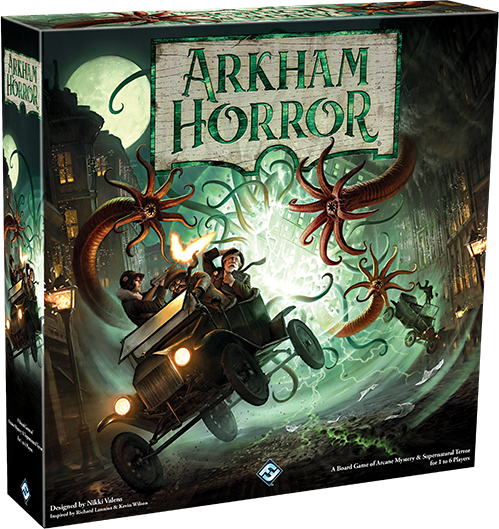 Image of   Arkham Horror 3rd edition