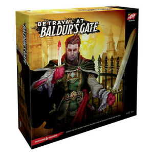 Image of   Betrayal at Baldurs Gate