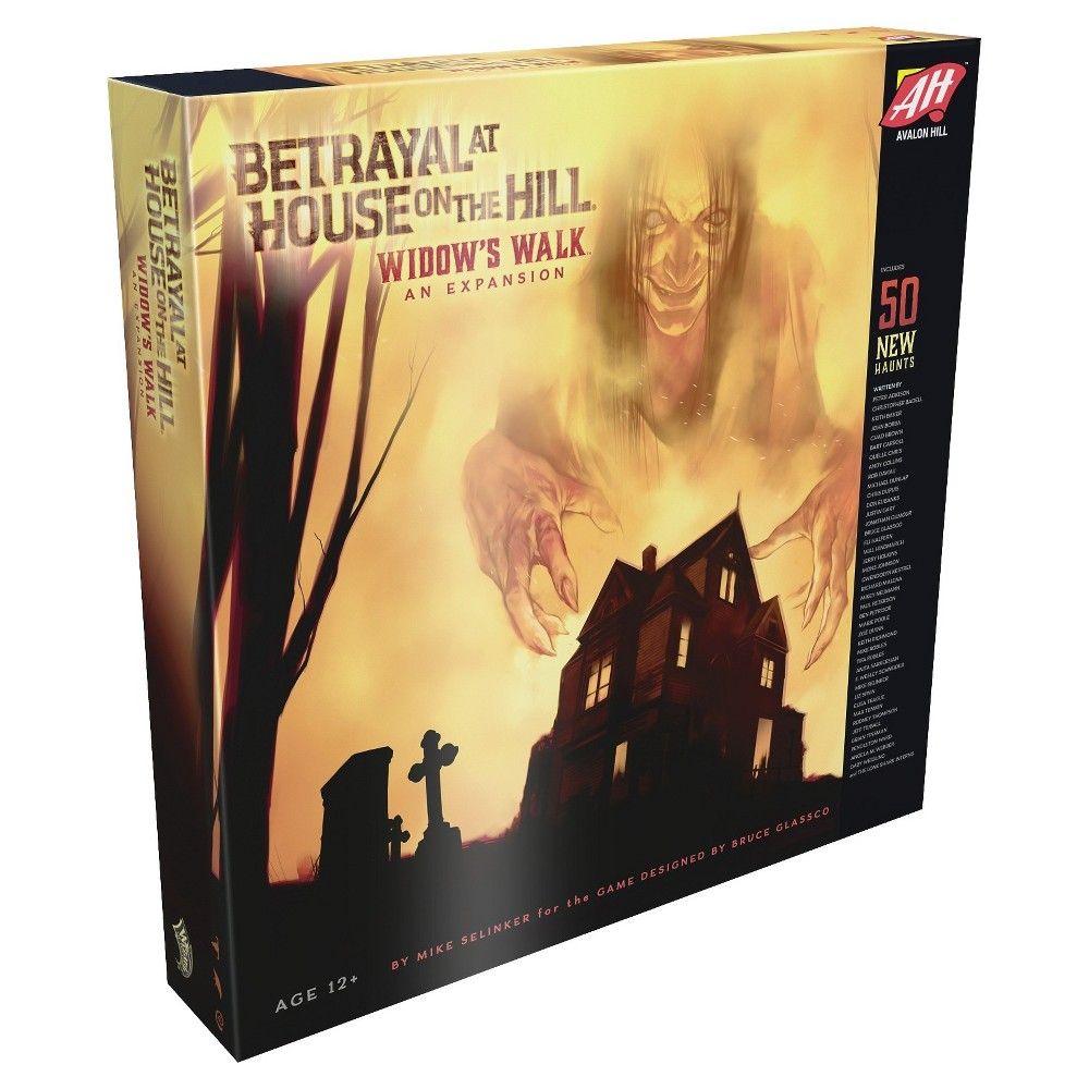 Image of   Betrayal at House on the Hill: Widow's Walk