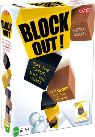 Image of   Block Out