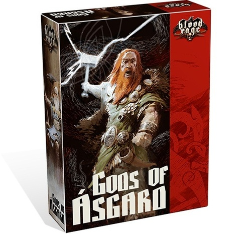 Image of   Blood Rage: Gods of Asgard