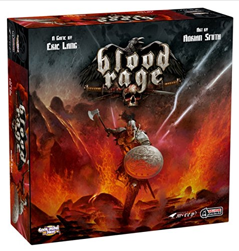 Image of   Blood Rage