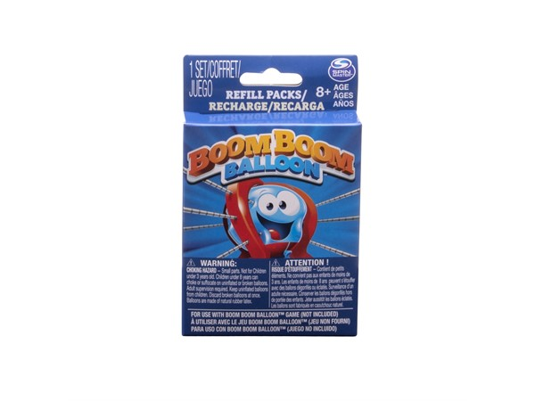 Image of   Boom Boom Balloon: Ekstra balloner