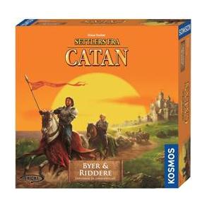 Image of   Settlers fra Catan - Byer og riddere