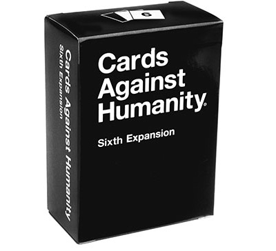 Image of   Cards Against Humanity - Sixth Expansion