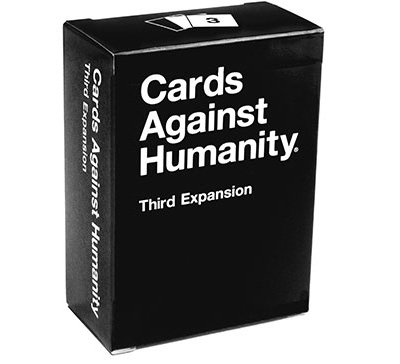Image of   Cards Against Humanity - Third Expansion
