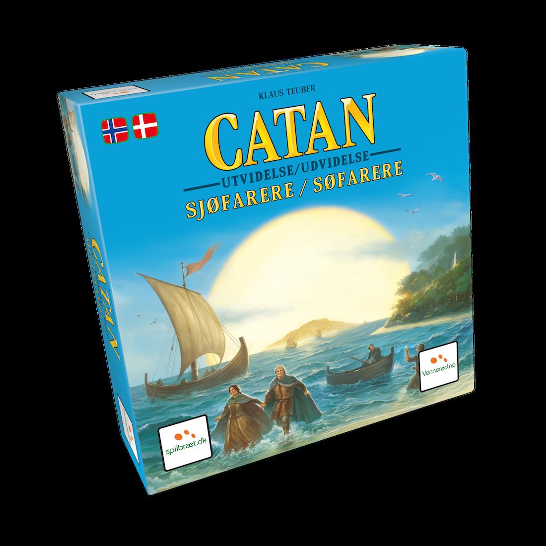 Image of   Settlers fra Catan - Søfarer