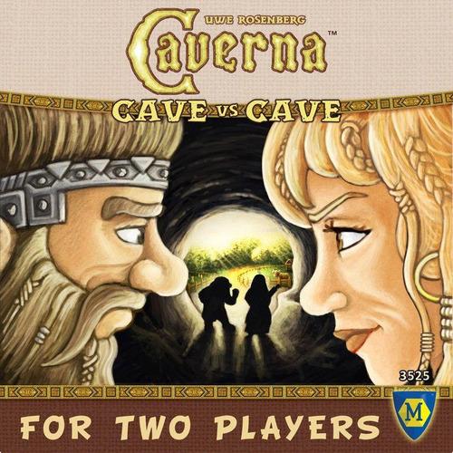 Image of   Caverna Cave vs Cave