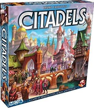 Image of   Citadels 2017-udgaven - Dansk