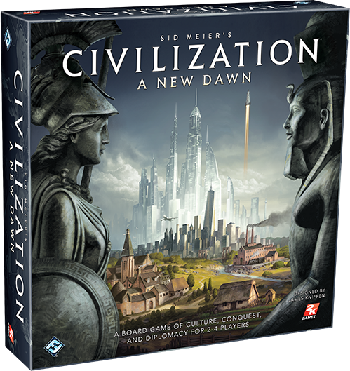 Image of   Civilization: A New Dawn