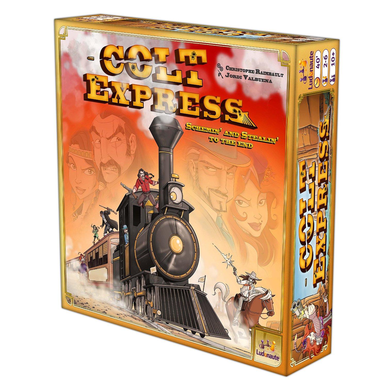 Image of   Colt Express
