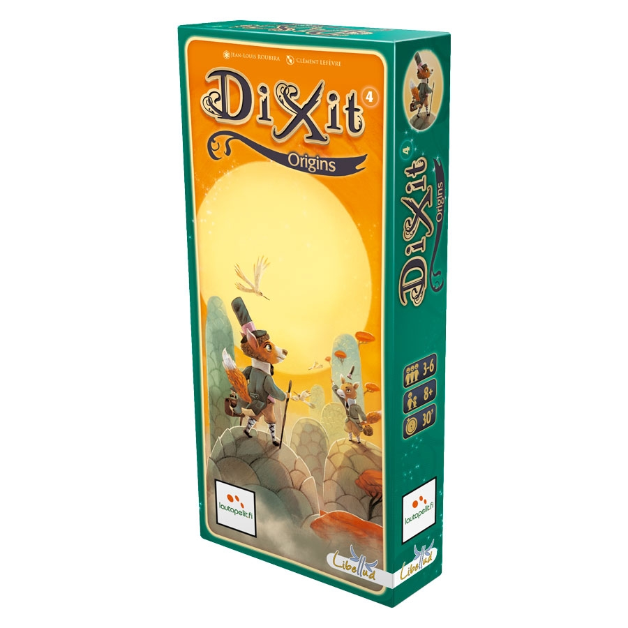 Image of   Dixit Origins (4)