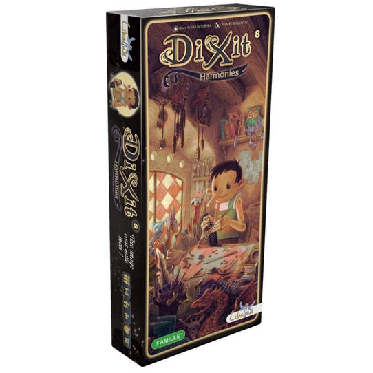 Image of   Dixit Harmonies (8)