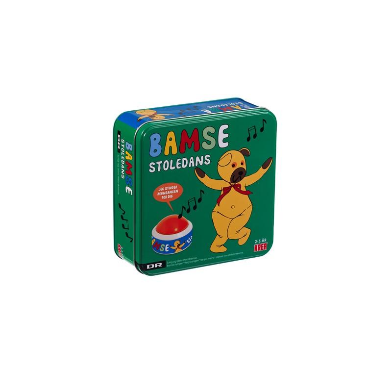 Image of   Bamse Stoledans