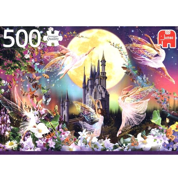 Image of   Dancing fairies, 500 brikker