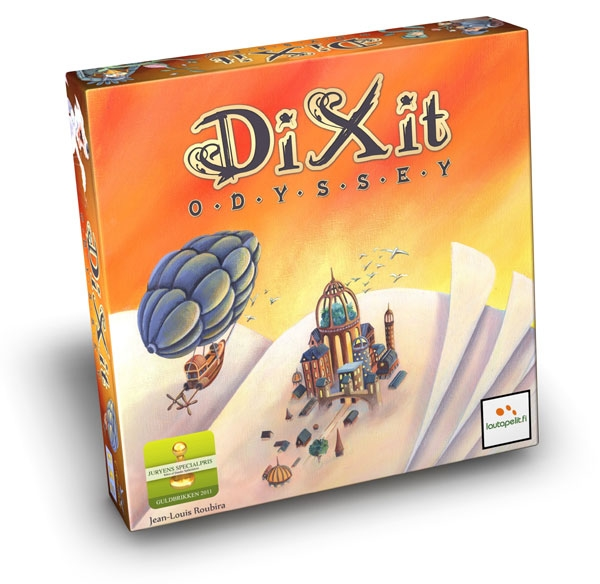 Image of   Dixit Odyssey - dansk