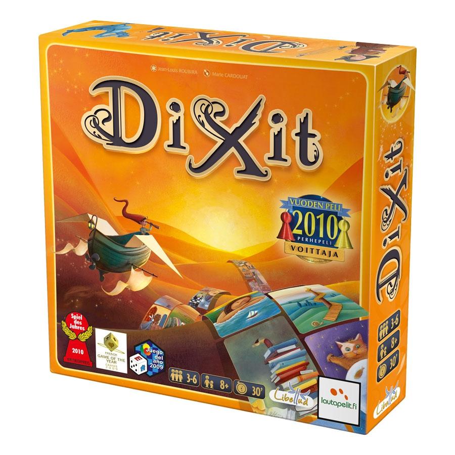 Image of   Dixit - dansk
