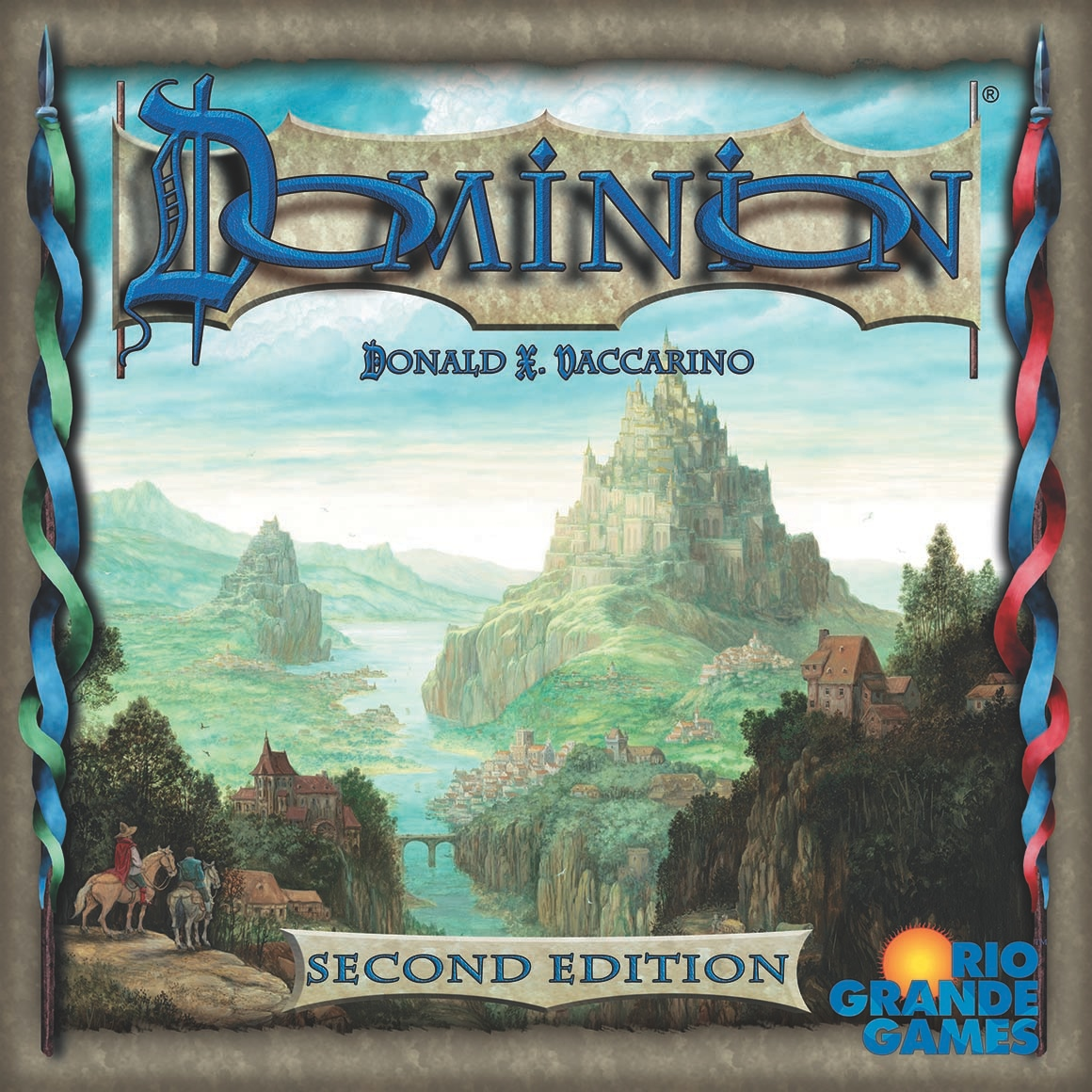 Image of   Dominion 2nd Edition