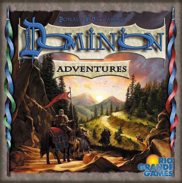 Image of   Dominion: Adventures
