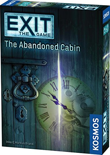 Image of   EXIT: The Game - The Abandoned Cabin