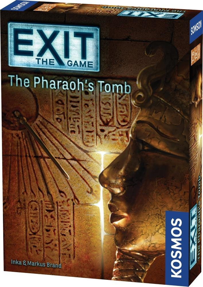 Image of   EXIT: The Game - The Pharaoh's Tomb