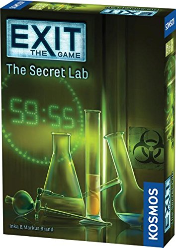 Image of   EXIT: The Game - The Secret Lab