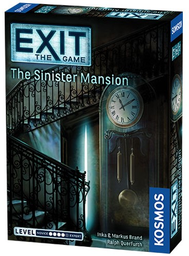 Image of   EXIT: The Game - The Sinister Mansion