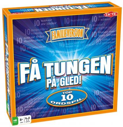 Image of   Få Tungen På Gled