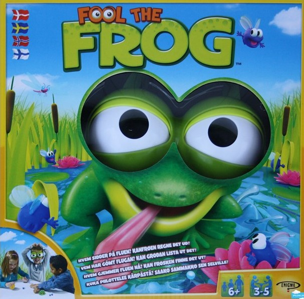 Image of   Fool the Frog