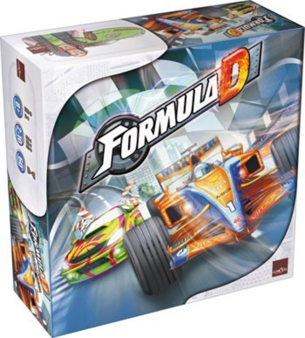 Image of   Formula D