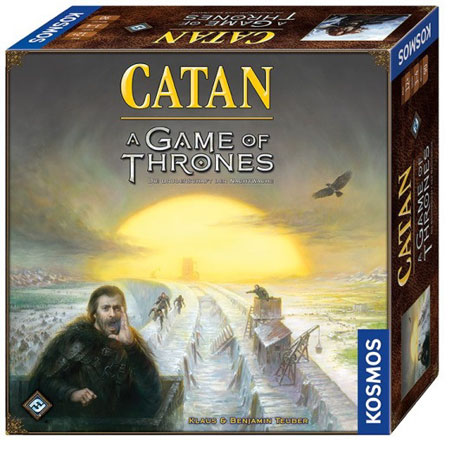 Image of   Game of Thrones Catan: Brotherhood of the Watch
