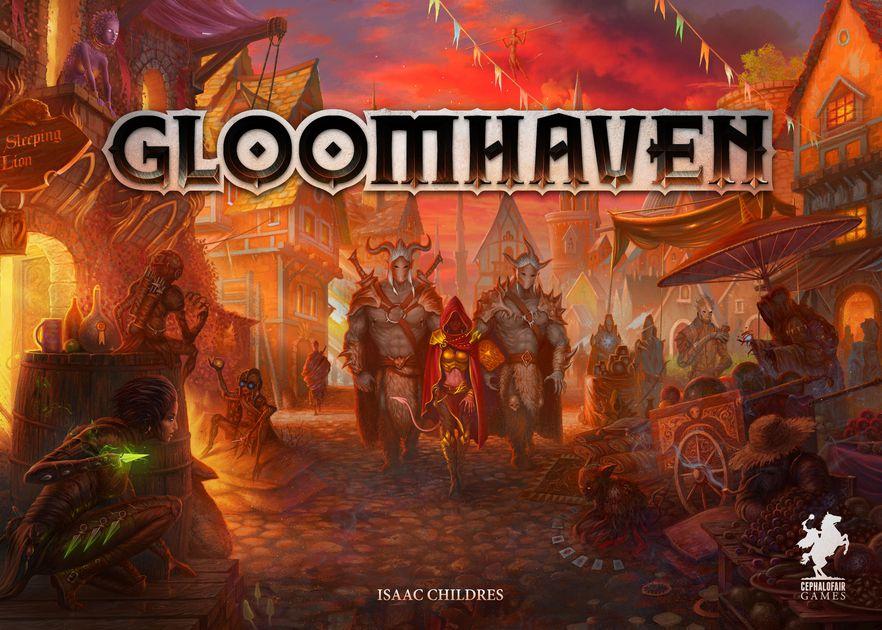 Image of   Gloomhaven