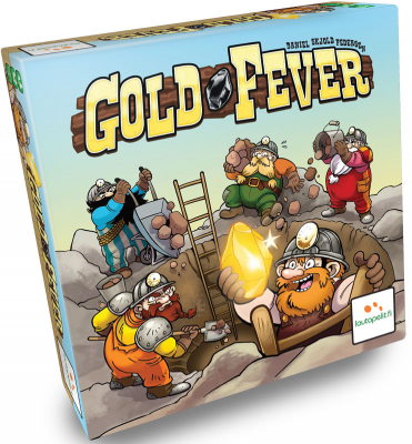 Image of   Gold Fever
