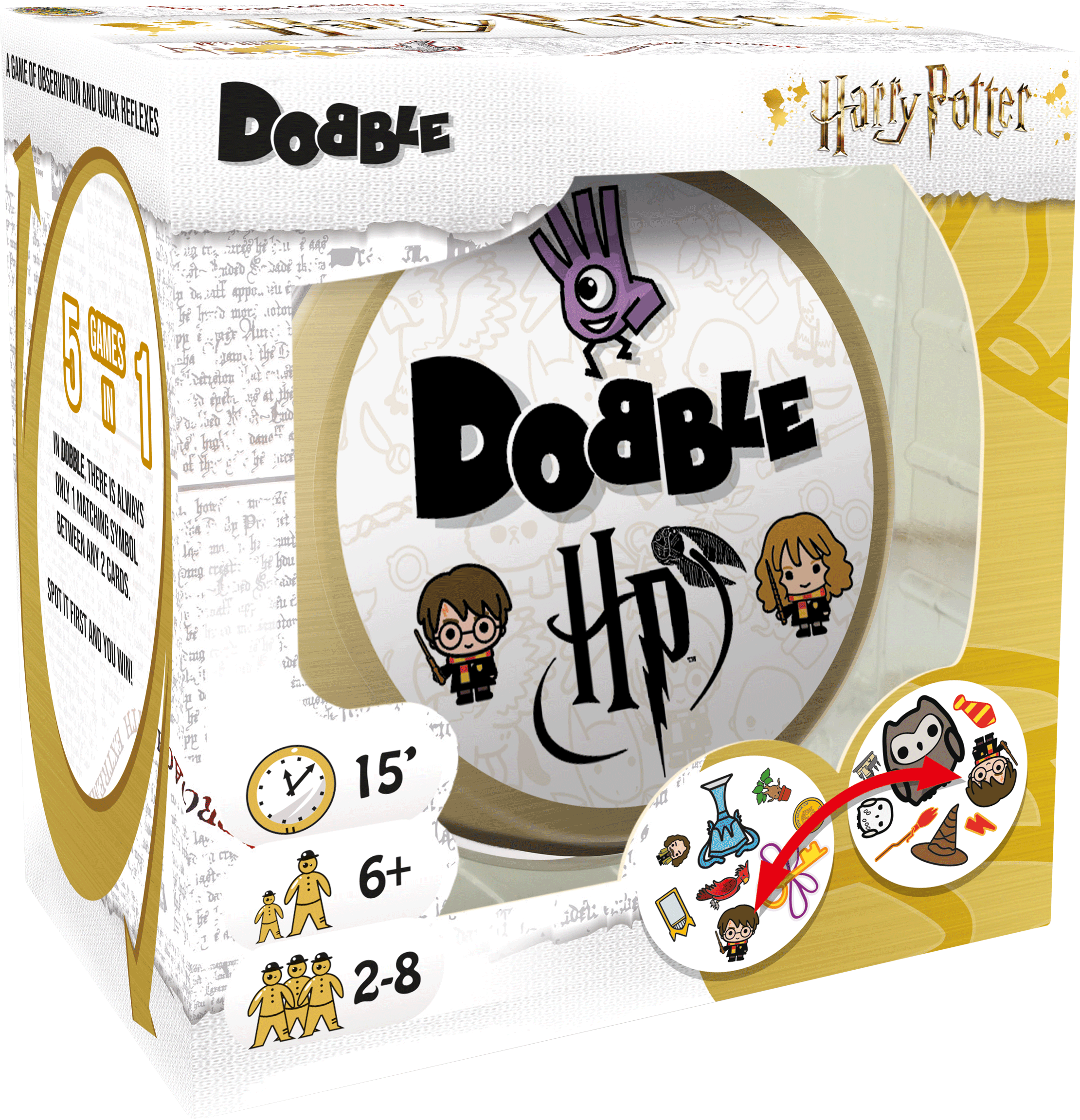 Image of   Dobble Harry Potter